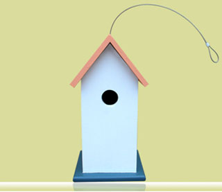 Sell Decorative bird houses